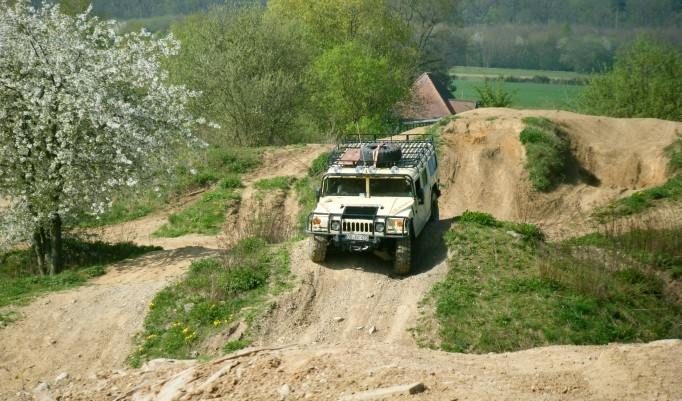 Hummer Offroad