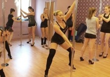 Pole Dance Schnupperstunde