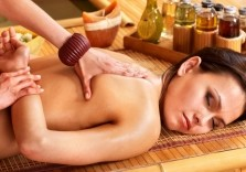 heilende Thai Massage
